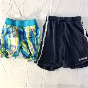 2 toddler shorts